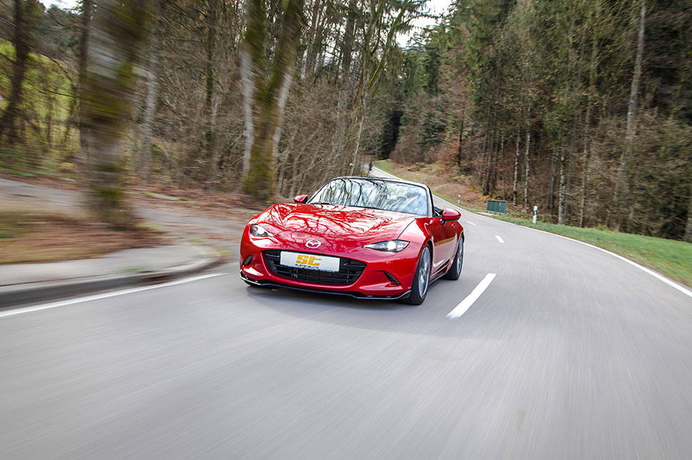 ST suspensions also offer coilovers for all other Mazda MX-5 models.