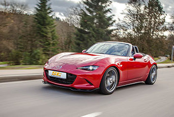 For all Mazda MX-5 ST suspensions deliveres coilover kits